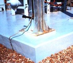 Concrete repair protection enecon enecrete duraquartz